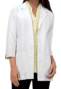 Cherokee 29 Inch 3/4 Sleeve Lab Coats
