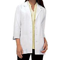 Cherokee 3/4 Sleeve Lab Coats