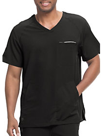 Steven 3 Pocket V-Neck Top