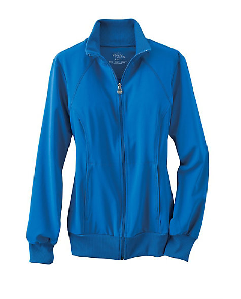 cfee1767574 prev. next. Product Video; Infinity By Cherokee Zip Front Warm Up Scrub  Jackets With Certainty ...