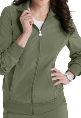 Cherokee Uniforms 2391A Zip Front Warm-Up Jacket