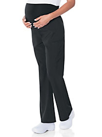 Knit Waist Maternity Pants