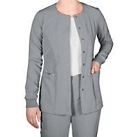 Grey's Anatomy Signature Round Neck Warm Up Jackets