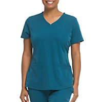 HH Works Monica 4 Pocket V-Neck Top