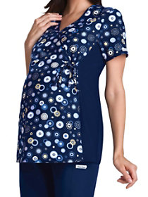 Dots Wonderful Maternity Print Top