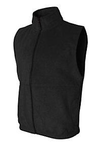 S & S Full-Zip Fleece Vests