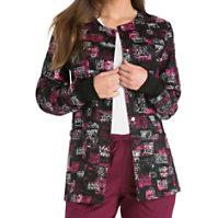 Cherokee Pop Blocks Print  Jackets