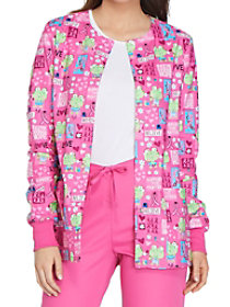 Toad-ally Courageous Jacket