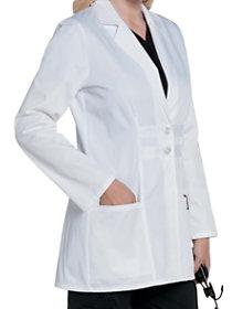 31 Inch Twill Fashion Antimicrobial Lab Coat