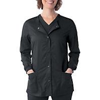 Landau Proflex Snap Front Jacket