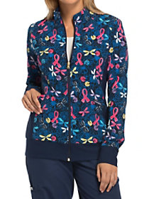 Flying For A Cure Print Jacket