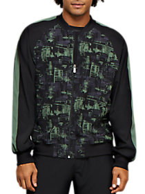 Circuit City Print Jacket