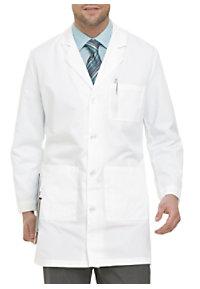 Landau Men's 37.5 Inch 3 Button Lab Coats