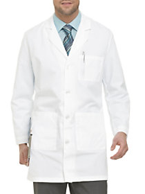 37.5 Inch 4 Button Lab Coat