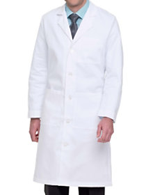43.5 Inch 5 Button Lab Coat