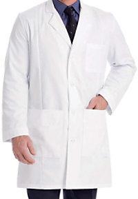 Landau Men's 38 Inch Lab Coats