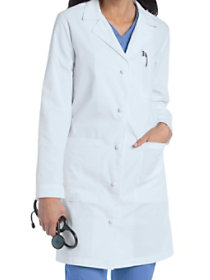 36 Inch Cloth Knot Buttons Lab Coat