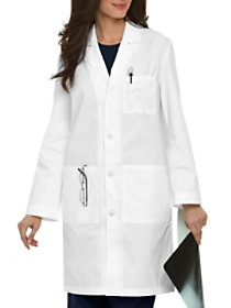39 Inch 4 Button Lab Coat