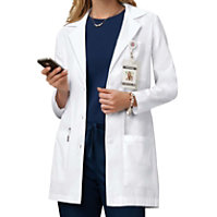 Cherokee Women's Long 32 Inch Lab Coats