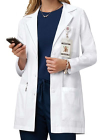 32 Inch 3 Button Lab Coat