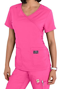Koi Tech Abby Crossover Scrub Tops