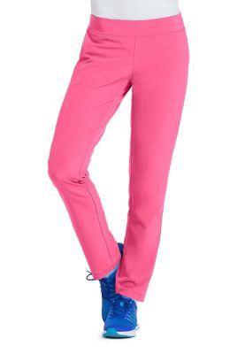 Rosy Elastic Waist Pants