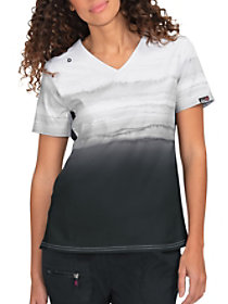 Limited Edition Reform Ombre V-Neck Top