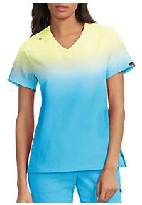 95108f84348 See Details item #370PR · Koi Lite Reform Ombre V-neck Scrub Tops