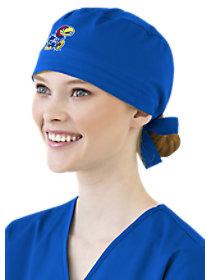 Kansas Jayhawks Scrub Cap