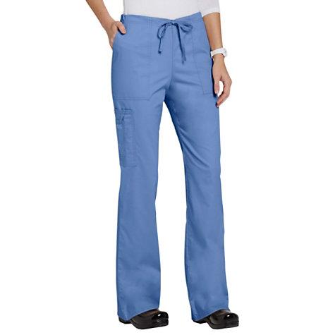 dc11ef33394f1 Cherokee Workwear Core Stretch Drawstring Cargo Scrub Pants | Uniform City