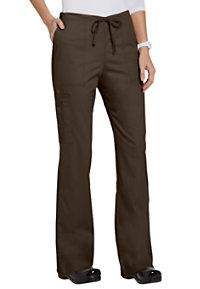 Cherokee Workwear Core Stretch Drawstring Cargo Scrub Pants
