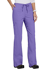 Cherokee Workwear Core Stretch Drawstring Cargo Scrub Pants