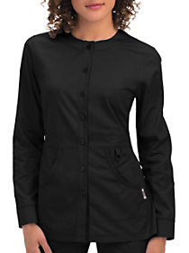 Olivia 28 Inch Twill Lab Jacket