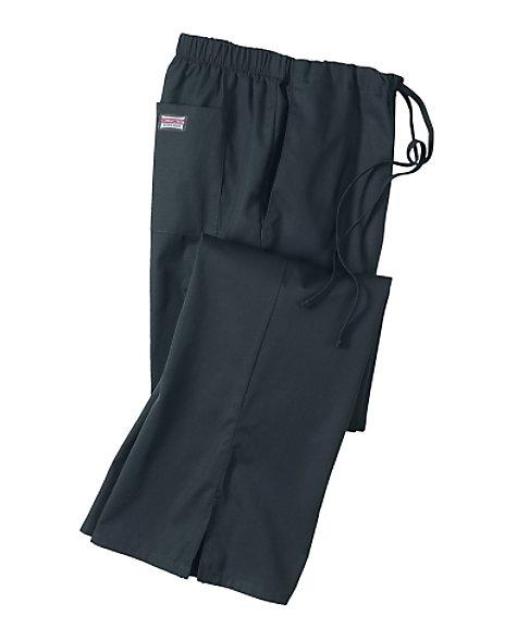 6c093f97451 prev. next. Cherokee Workwear Drawstring Flare-Leg Scrub Pants; Cherokee  Workwear Drawstring Flare-Leg ...