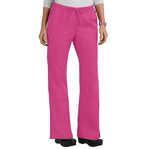 fe89c5b0464 Cherokee Workwear Drawstring Flare-Leg Scrub Pants | Uniform City