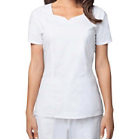 Prima By Barco Soft Square Neck Scrub Tops