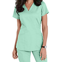 Grey's Anatomy Marquis V-Neck Tops