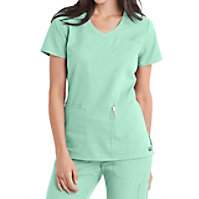 Grey's Anatomy V-neck 4 Pocket Tops