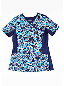 Flutter Frenzy Print Top