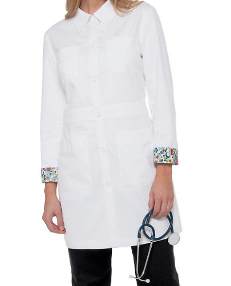 ec4a9eb2e98 Koi Rebecca 35 Inch Lab Coats | Scrubs & Beyond