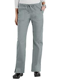 d624256b01e Cherokee Workwear Core Stretch Mid-rise Slim Drawstring Scrub Pants