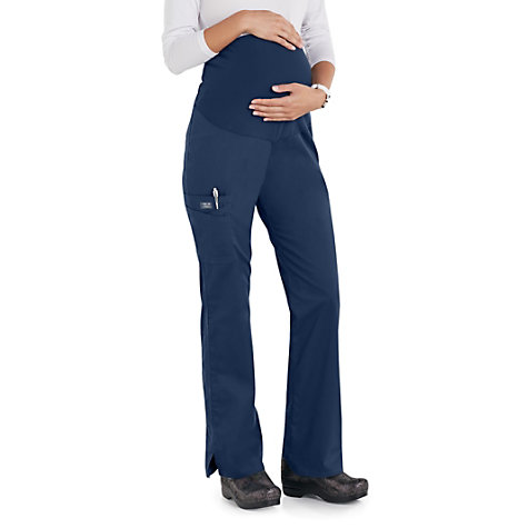 e30a213ce70 Cherokee Workwear Core Stretch Maternity Knit Waist Pull-on Scrub Pants |  Uniform City