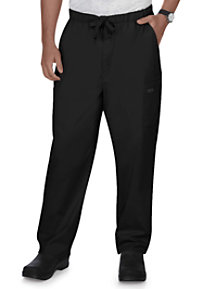 Cherokee Workwear Core Stretch Men's Drawstring Cargo Scrub Pants