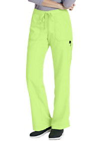 Grey's Anatomy Urban 4 Pocket Drawstring Waist Cargo Scrub Pants