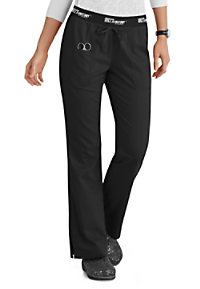 Grey's Anatomy 3 Pocket Logo Waist Scrub Pants