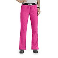Grey's Anatomy Athletic 3 Pocket Logo Waist Pants