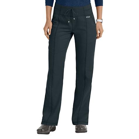 319e7d72e8d Grey's Anatomy 4 Pocket Yoga Knit Waistband Scrub Pants | Uniform City