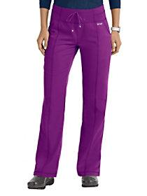 4 Pocket Yoga Knit Waist Pants