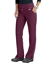 4 Pocket Yoga Knit Waist Pants