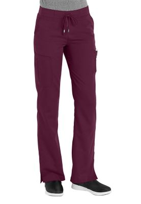 Barco 4277 6 Pocket Tie Front Pant